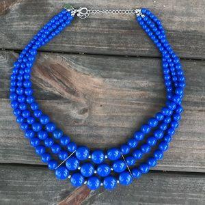 Jewelry - Cobalt Statement Necklace